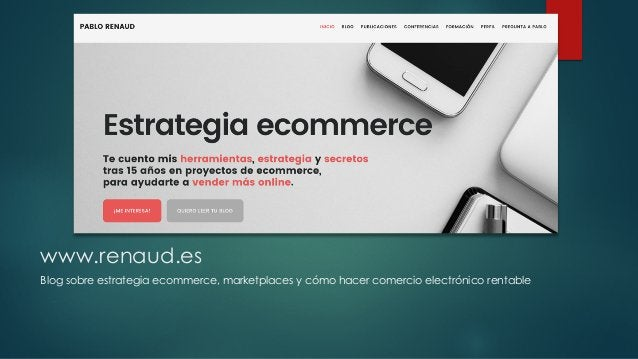 https://es.slideshare.net/PabloRenaud/presentations Otras presentaciones de Pablo Renaud en SLIDESHARE