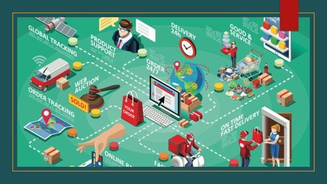 CLAVES APRENDIZAJES PARA UTLIZAR EL CANAL ONLINE COMO GENERADOR/CANALIZADOR DE NEGOCIO TEMAS: ecommerce, marketplaces, red...