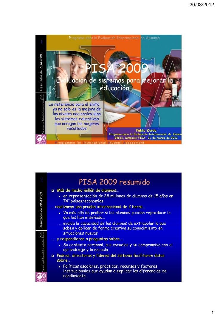 20/03/2012                                                                                    Programa para la Evaluación ...