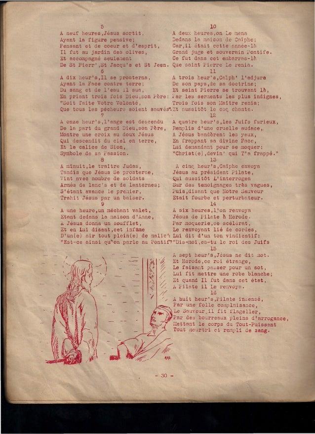 "~----- TABLEPremiere Serie de ""~03 C'HANSONS D' .uCADB"" • edition 1945) ss« maris stalla ........... ~ 1 ..... 1~ 18 Princ..."