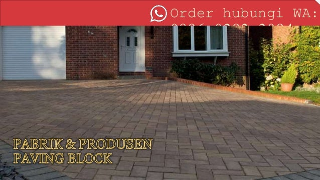 0878 7181 5010 Pabrik Jual Paving Con Grass Block Panel