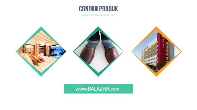 Pabrik Produsen Sandal Hotel Murah Solo