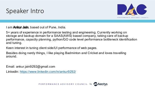 PAC 2020 Santorin - Ankur Jain Slide 2