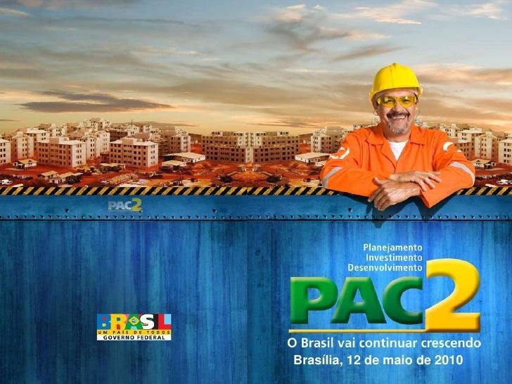 Brasília, 12 de maio de 2010