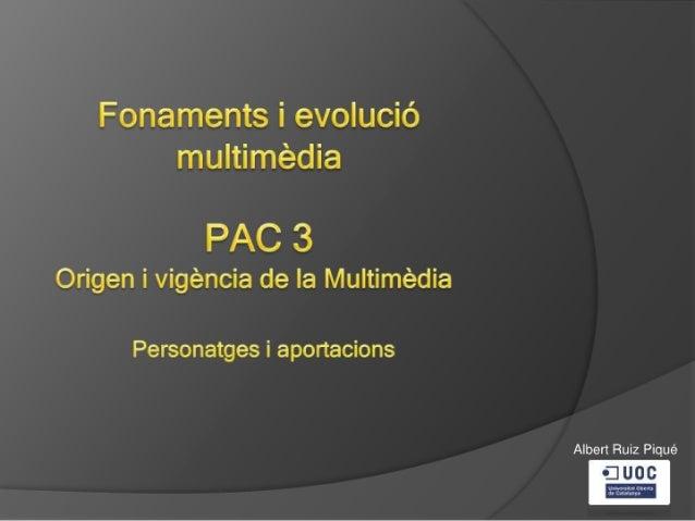 Pac3 albert ruiz_pique