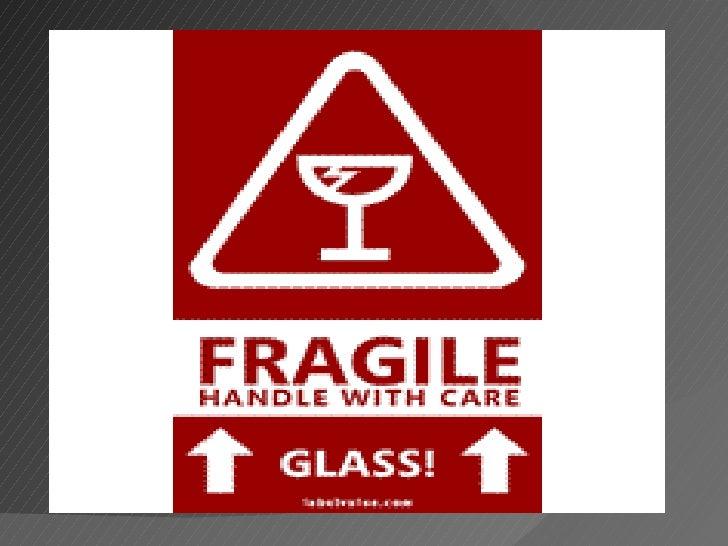 PACKAGING OF  GLASS & PORCELAIN      PRODUCTSGroup No. 8•Naveen Varghese•Sagar More•Saktivel Nadar•Varsha Jagdale•Vinod Ta...