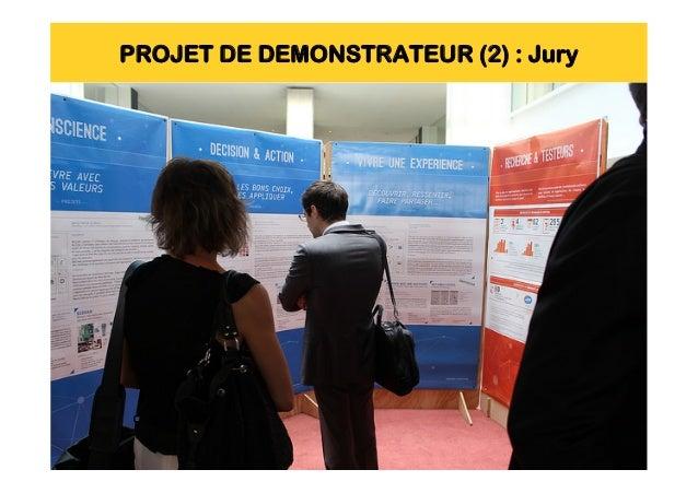 PROJET DE DEMONSTRATEUR (3) : dotation