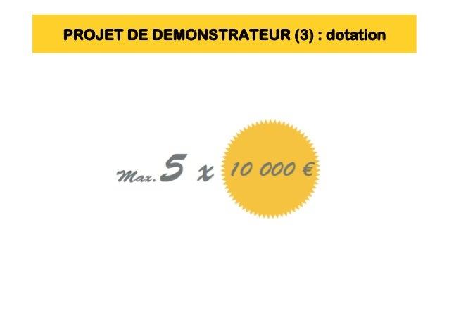 DEMONSTRATEUR /// NOUVELLE SAISON  Accélérateur  de projets  Maquettes,  prototypes et 1ères  expérimentations