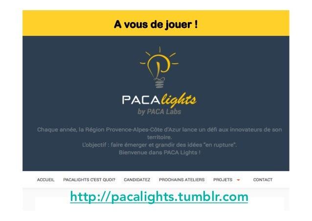 PACA Lights by PACA Labs - 8 décembre 2014, Marseille, La Boate