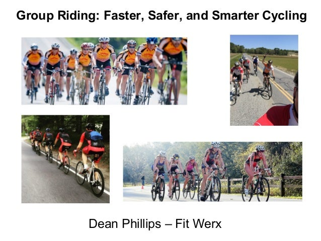 0e2ec10862c Paceline and Group Riding for Smarter Cycling from Fit Werx