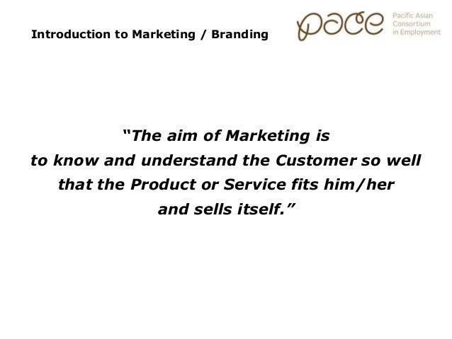 Marketing Essentials: Introduction to Marketing & Branding
