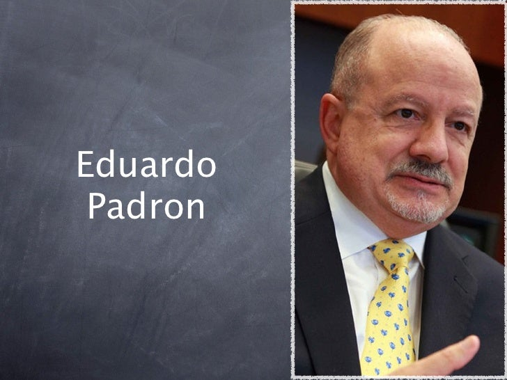 Eduardo  Padron