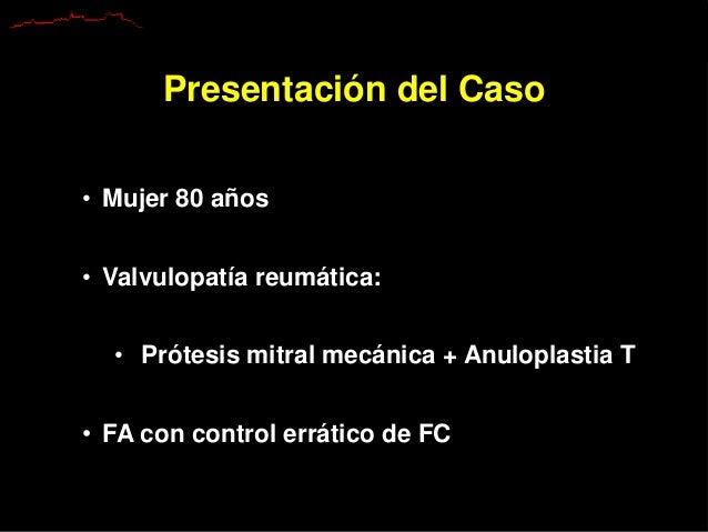 Presentación de caso clínico Slide 2