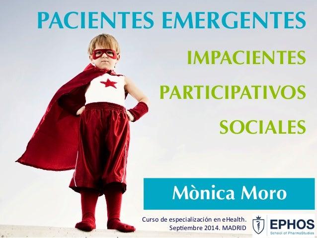 PACIENTES EMERGENTES