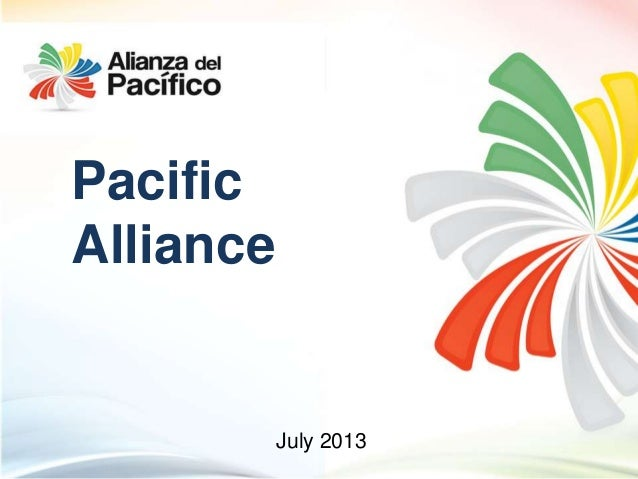 Pacific Alliance July 2013