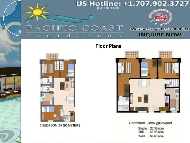 Pacific Coast Residences – Pacific Homes Floor Plans