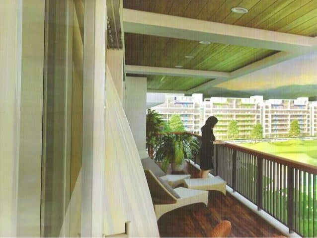 LARGE BALCONY WITH EACH APARTMENT|MODULAR KITCHEN WITH  DESIGNER CABINETS, HOB & CHIMNEY