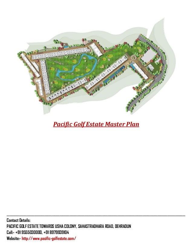 Pacific golf estate dehradun Slide 3