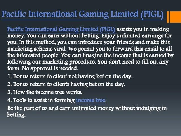 Gaming International Limited
