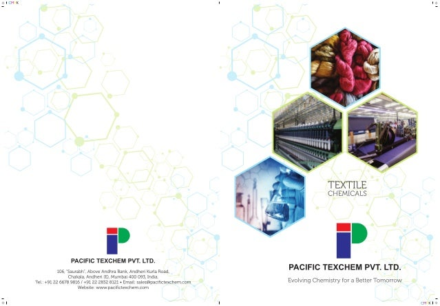 Pacific Texchem Private Limited, Mumbai, Textile Speciality Chemicals