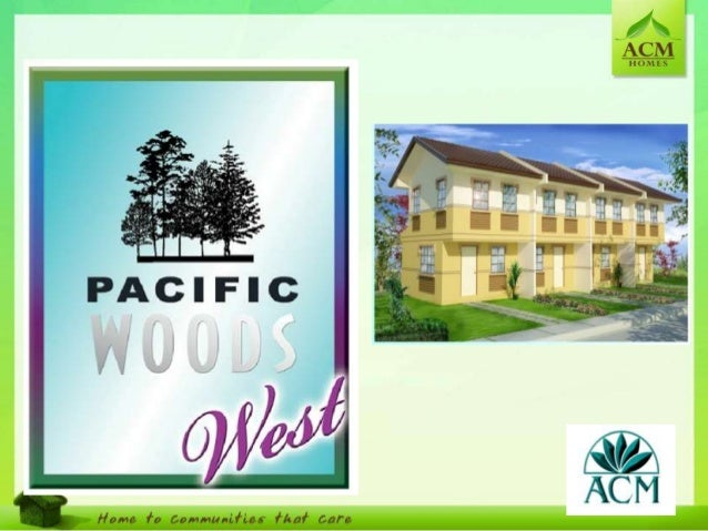 Project Profile    1.6 Hectares, 154 House & Lot Units    Cluster 4 of Pacific Woods Village located in Carsadang Bago, ...