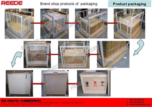 Product packaging REEDE INTERNATIONAL LTD(瑞德隆贸易有限公司) Room 1103,Hang Seng Mongkok Building,677 Nathan road,Mongkok,Kowloon ...