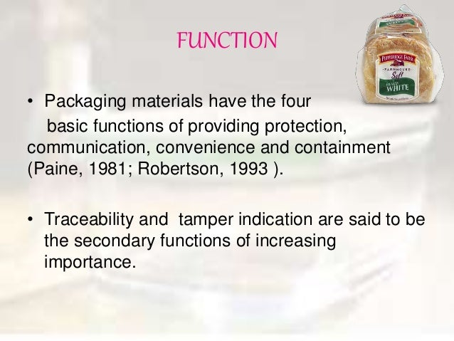 The impact of product functions brand