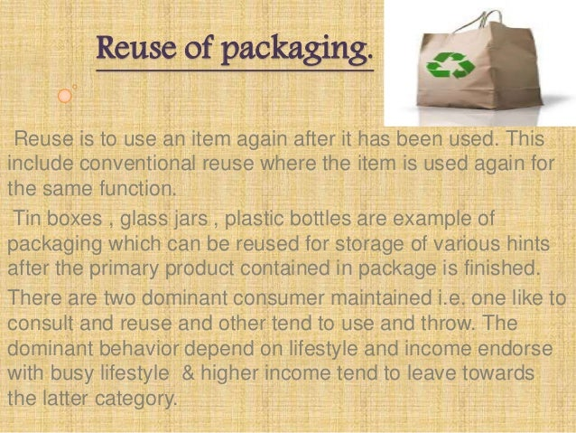 the concept of pyramid packaging for The eu's approach to waste management  • the packaging and packaging waste directive  the new waste framework directive has introduced the concept of life.
