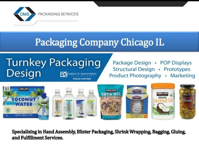 Packaging Company Chicago IL Specializing in Hand Assembly, Blister Packaging, Shrink Wrapping, Bagging, Gluing, and Fulfi...