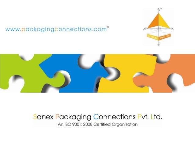 ABOUTISO9001:2008certifiedpackagingorganization• Offeringonlinepackagingservicesandconsultancyworldwide• Managed...