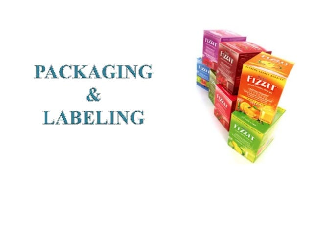 Branding packaging and labeling.