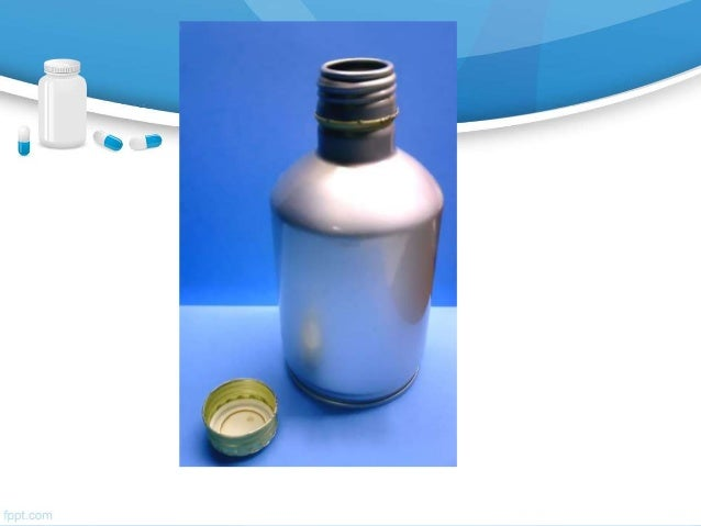 Basic principles of compounding and dispensing (Containers