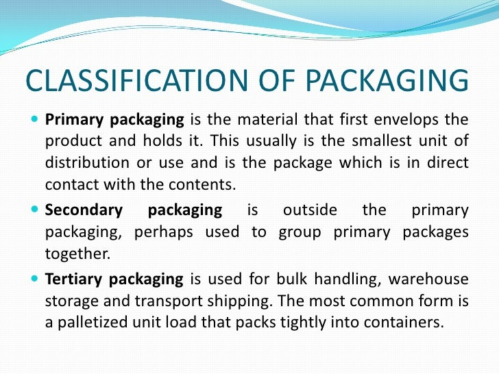 IMPORTANCE OF PACKAGING  TO MARKETING<br />Packaging is a very important marketing strategy to glamorize your product in o...