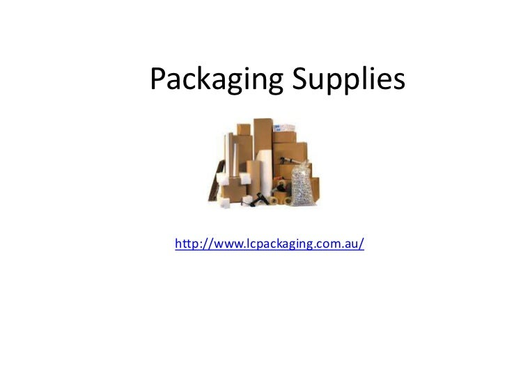 Packaging Supplies http://www.lcpackaging.com.au/