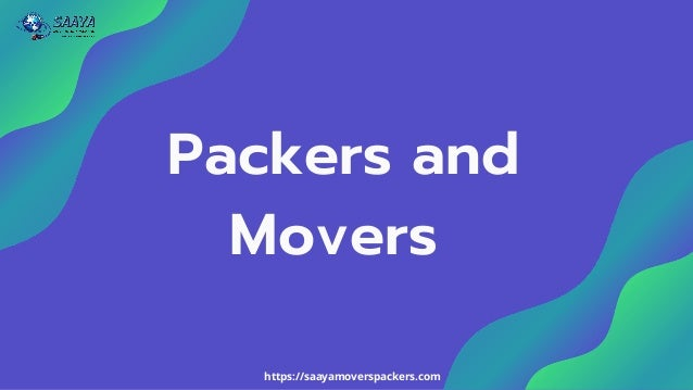 Packers and Movers https://saayamoverspackers.com
