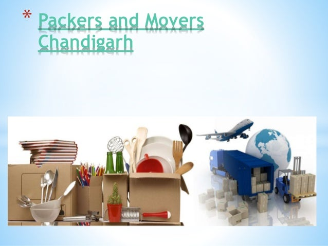 * Packers and Movers Chandigarh