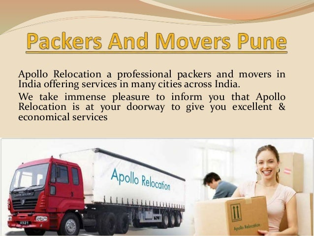 Apollo Relocation a professional packers and movers in India offering services in many cities across India. We take immens...