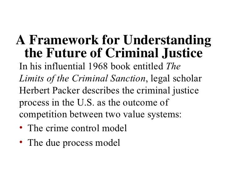 models of criminal justice system