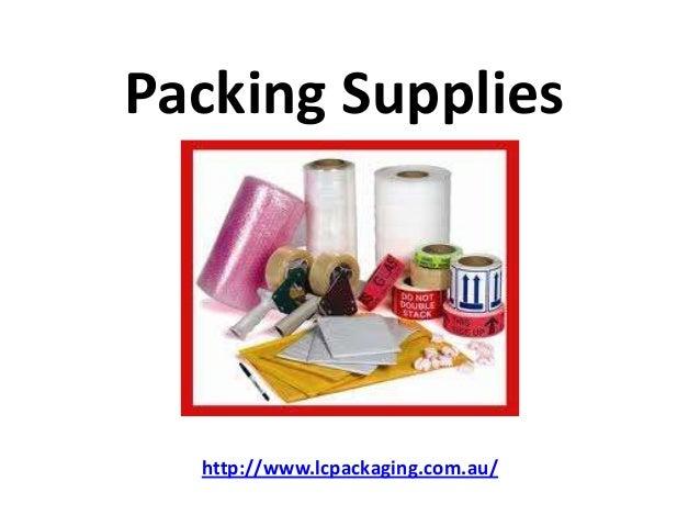 Packing Supplieshttp://www.lcpackaging.com.au/