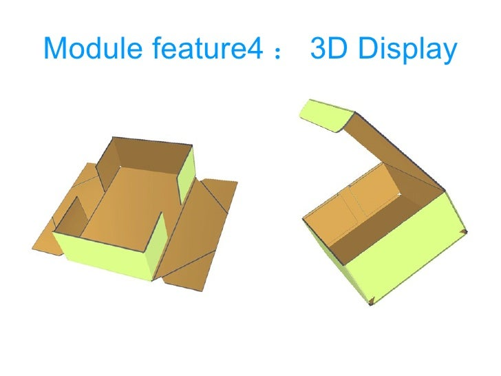 Packmage Cad Carton Packaging Box Template Design Software
