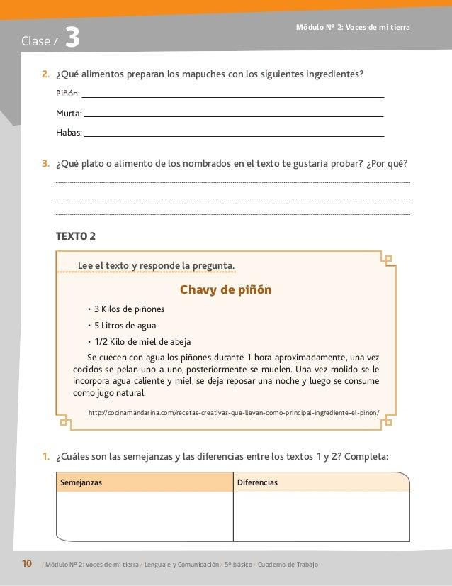 Pac lenguaje 2014 modulo 2 for Como se cocinan las habas