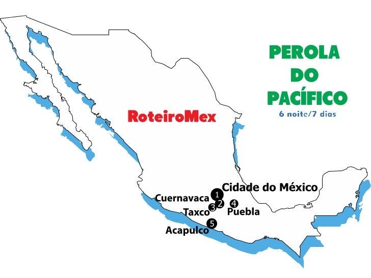 Pacote turísitico México