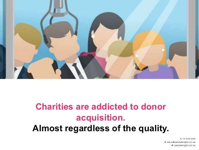 Charities successfully Acquiring donors through digital fundraising - F&P Webinar August 20 Slide 3