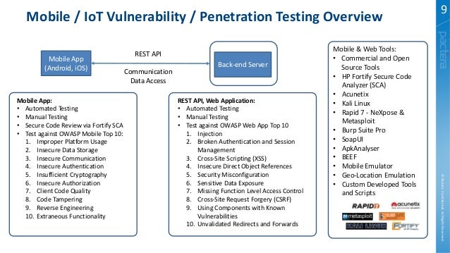 Pactera Cybersecurity - Application Security Penetration