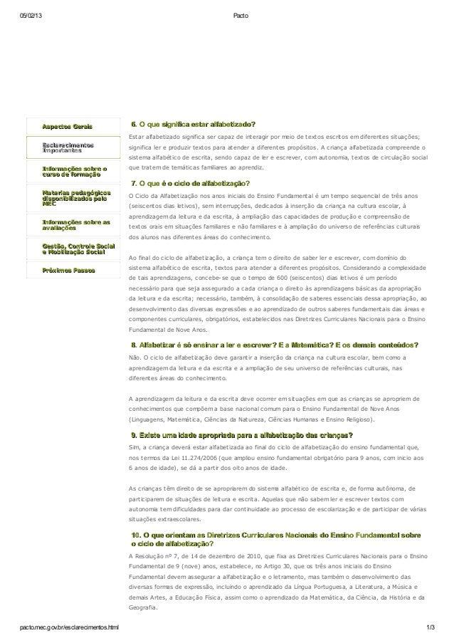 05/02/13                                                                     Pacto           Aspectos Gerais              ...