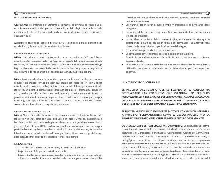 1. Pacto de Convivencia 2009 5ff66e13552db