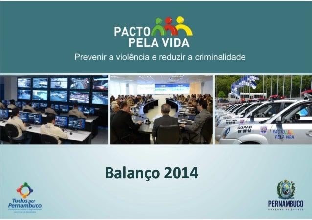 Balanço 2014Balanço 2014