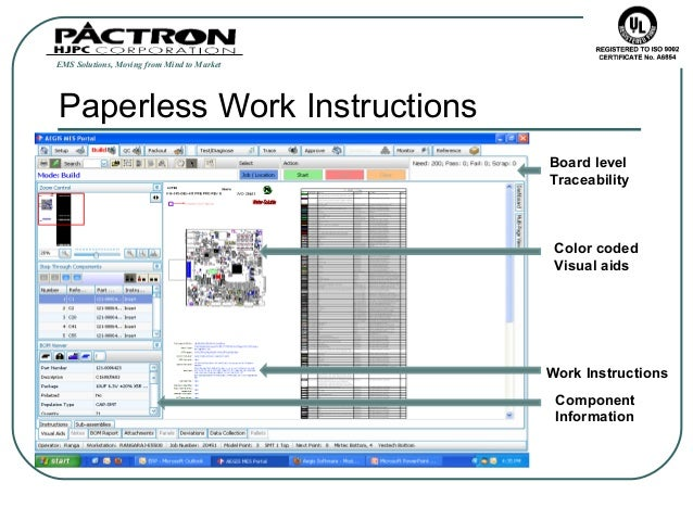Pactron , Hardware, Board level & Manufacturing solutions