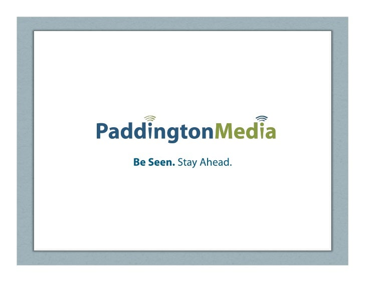 Who We Are  Paddington Media specializes in web-based platforms,   SEO, mass communication systems, software and   databas...
