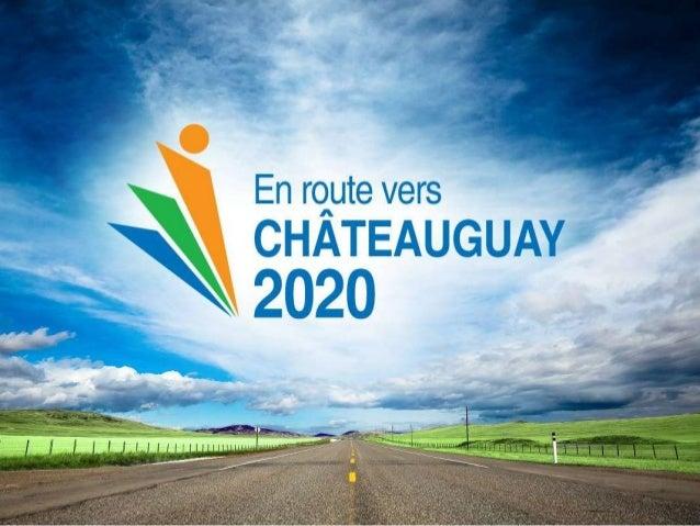 Bienvenue Nathalie Simon Mairesse Ville de Châteauguay, le 31 mai 2014